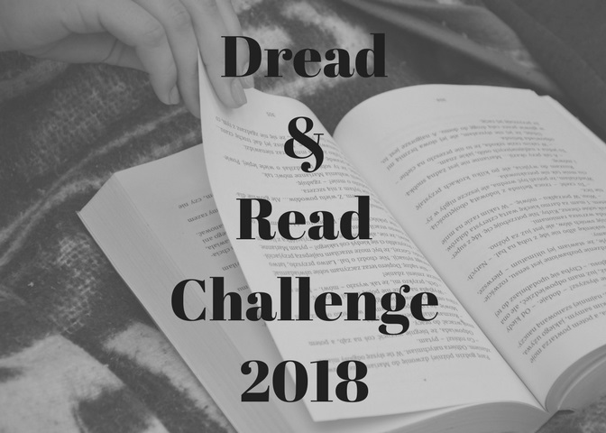 FOR 2018: Dread & Read Challenge Progress & Reviews