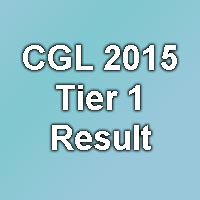 SSC CGL Tier Result and Expected Cut off Marks