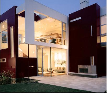 Fotos y dise os de ventanas ventanas modernas para casas for Ventanas para fachadas de casas modernas