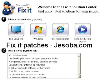 Fix it patch