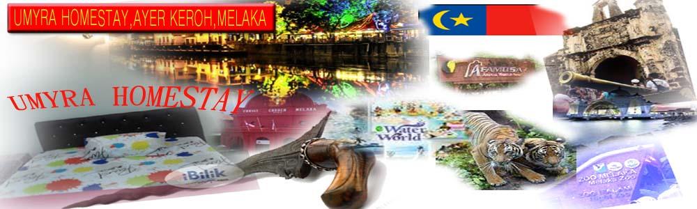 UMYRA Homestay Melaka