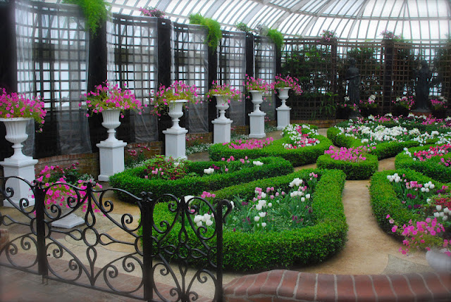 Paris springtime in the Broderie Room at Phipps