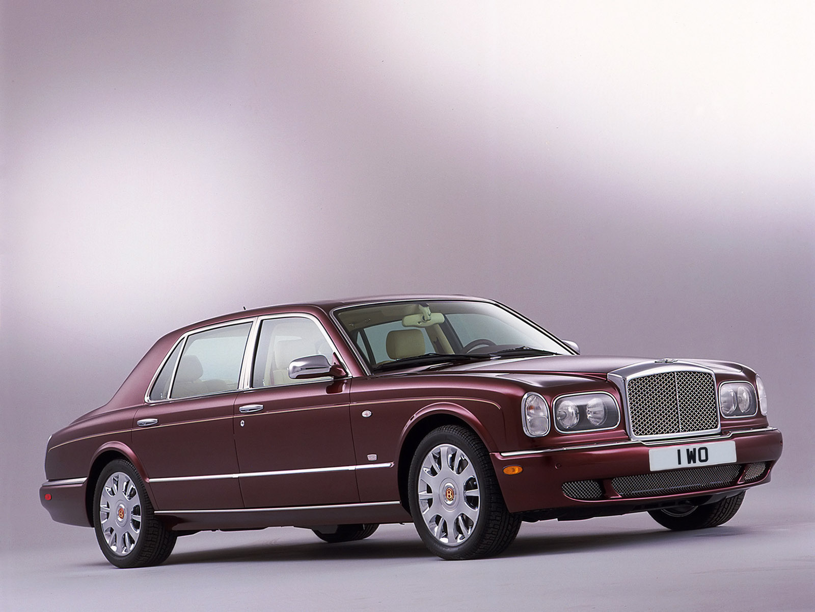 Kendall Self Drive Bentley Arnage Review