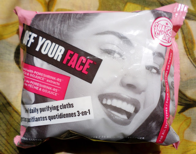 Soap & Glory Off Your Face Wipes