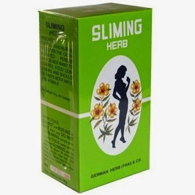 German Herb Slimming Tea Bags