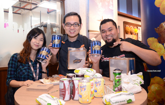 Newest Garrett Popcorn Shops Opens @ Gateway KLIA2