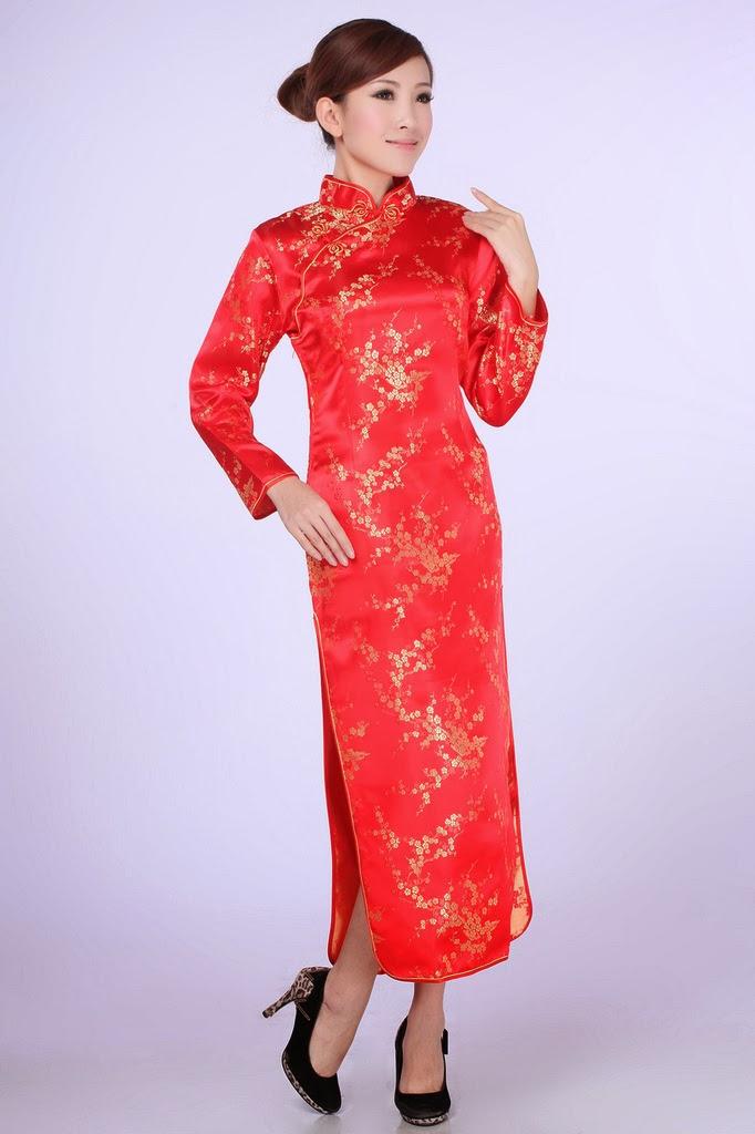 federation of bloggers cheongsam rahsia cantik wanita china