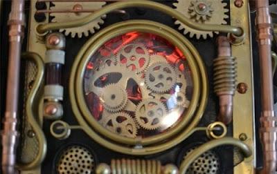 Case para PC impressionante estilo para BioShock Infinite