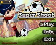 Game Super Shoot - Siêu sao sút phạt