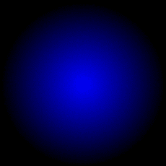 blue giant star in space - photo #28