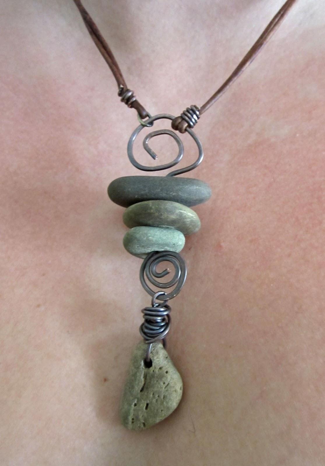 Love My Art Jewelry: Symbolism in Jewelry : Cairns