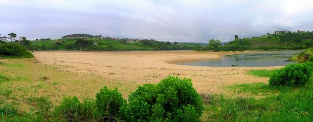 Marismas de la Ría del Capitan