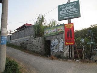 Pantai Betuas Keramas Gianyar Bali