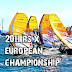 RS:X Europeans: Last day of qualification for the men with a full range of conditions