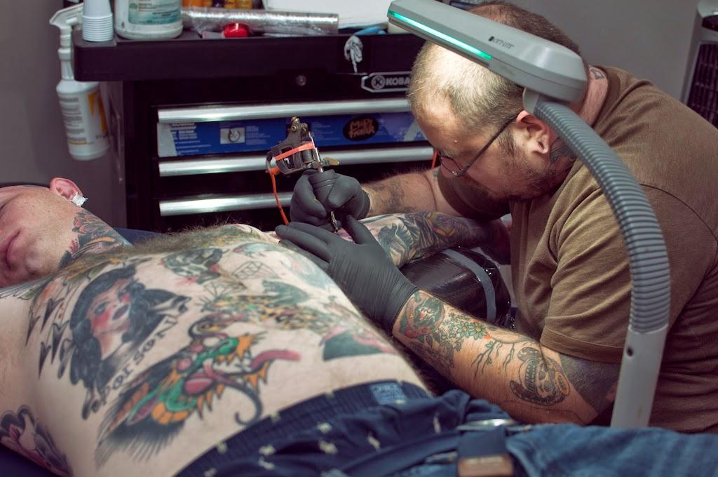 iron tiger tattoo shops in columbia mo tattoo ideas