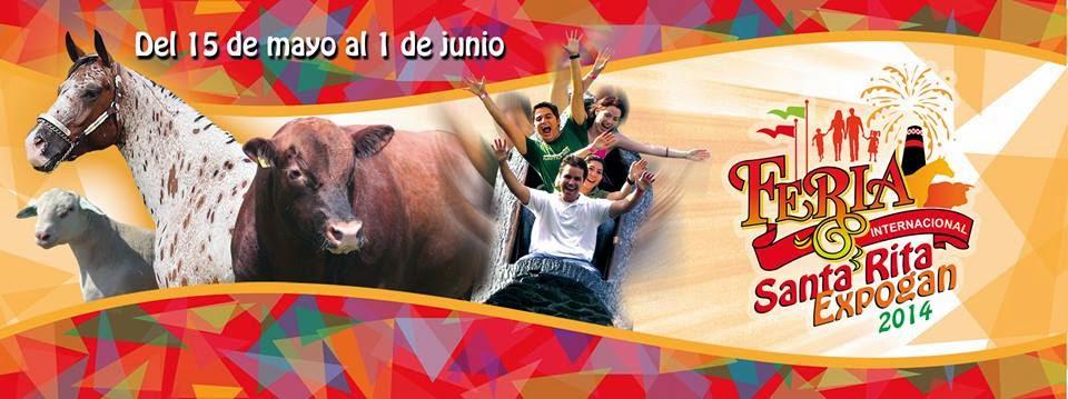 Feria Santa Rita Expogan 2014 chihuahua