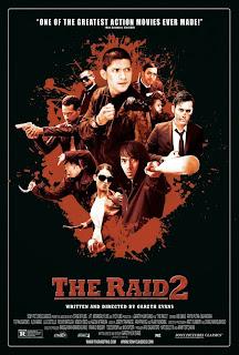 Watch The Raid 2 (The Raid 2: Berandal) (2014) movie free online