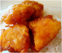 HCG Chinese Sweet and Sour Chicken