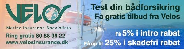 Billig bådforsikring