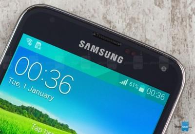 Samsung Siapkan 35 Juta Unit Galaxy S5 di Q2 2014