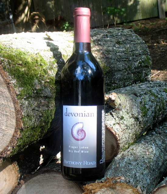 Bottle of Devonian Red from Anthony Road