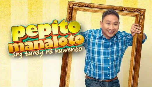 "Pepito Manaloto May 12 2018 SHOW DESCRIPTION: Dubbed as a reality-sitcom, the show features (Michael V.), together with his family Elsa (Manilyn Reynes) and Chito (Joshua Pineda), whose ""simple and […]"
