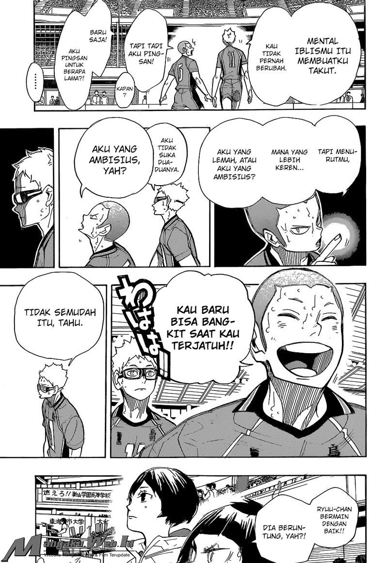 Haikyuu!! Chapter 264-16