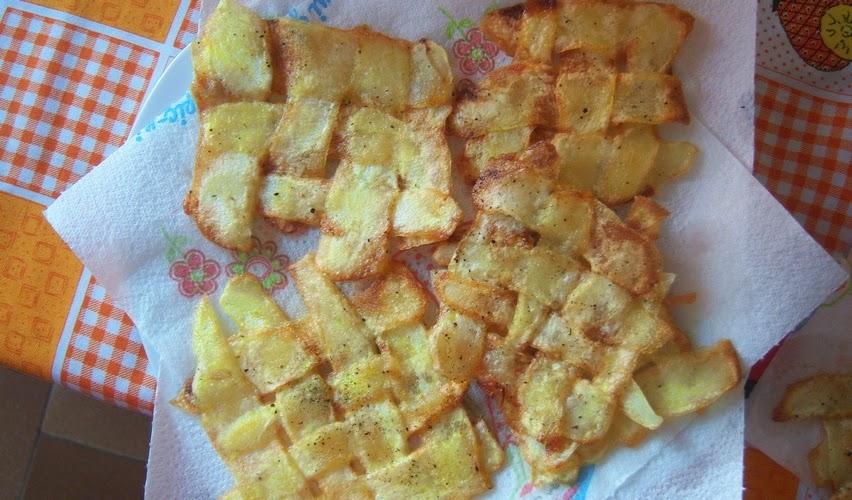 patate intrecciate