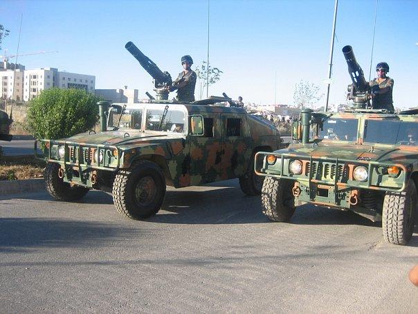 Fuerzas Armadas de Jordania Jordan+HMWWV+with+TOW