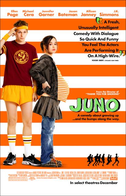 Juno (Crecer, correr y tropezar) (2007) DvdRip Subtitulada