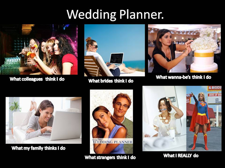 Myths of a Wedding Planner