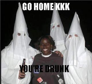 Ve a casa KKK