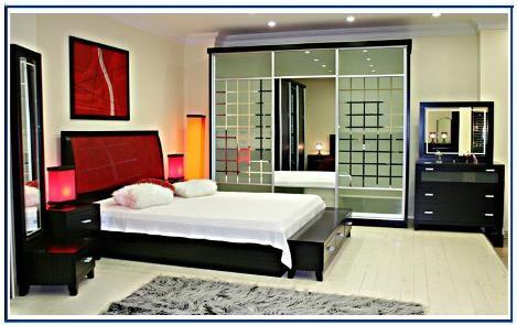 Diseo de Muebles para un Dormitorio Moderno Decorar tu Habitacin
