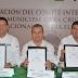 ENCABEZA ROGELIO INSTALACIÓN DE COMITÉ INTERSECRETARIAL MUNICIPAL