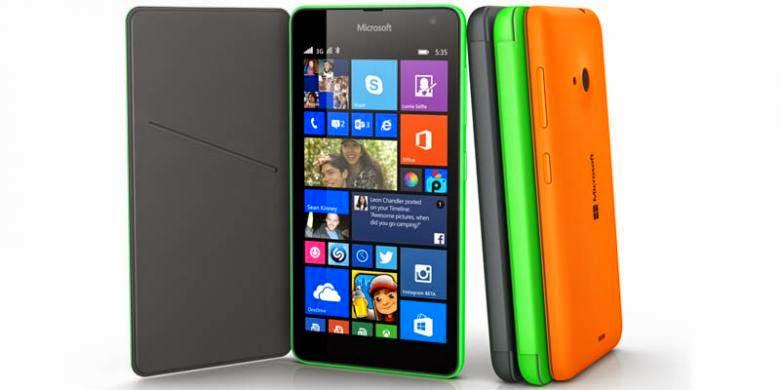 Smartphone Pertama Microsoft Sudah Bisa Dipesan di Indonesia