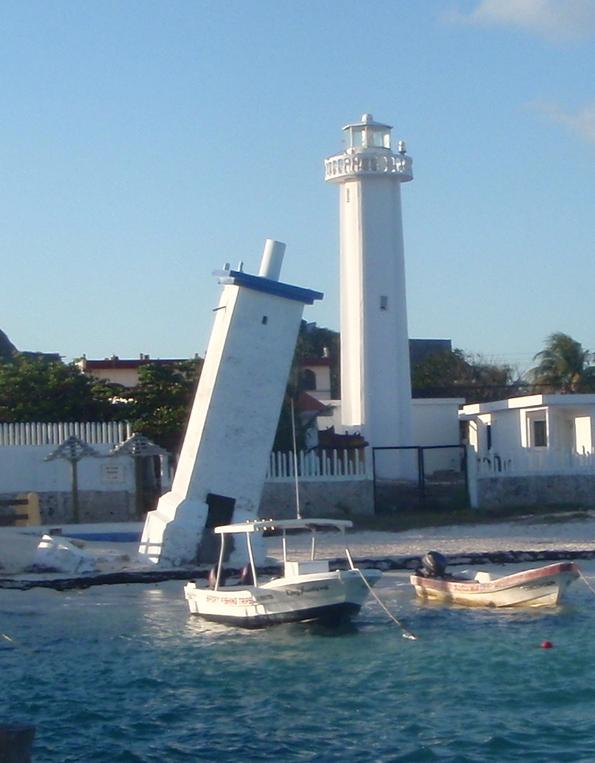 Vamos a la playa adrift nelly for Puerto morelos fishing