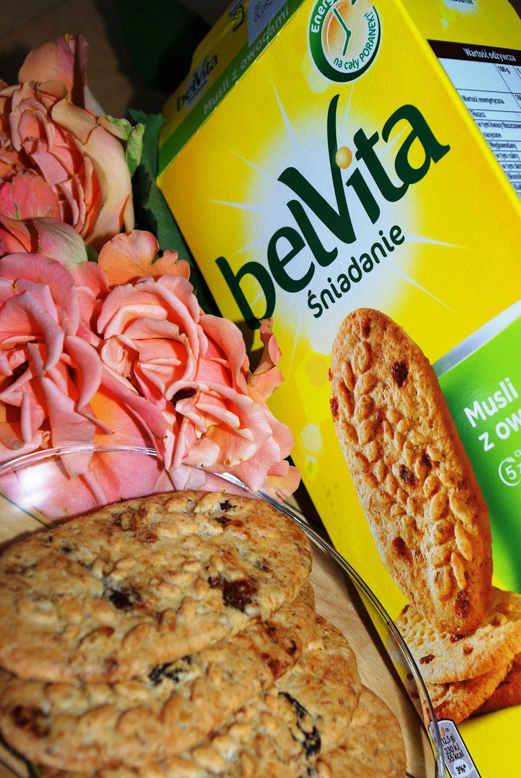 belVita Musli z owocami