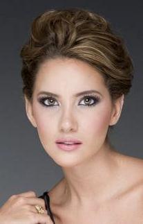 Rostro de Daniella Alvarez