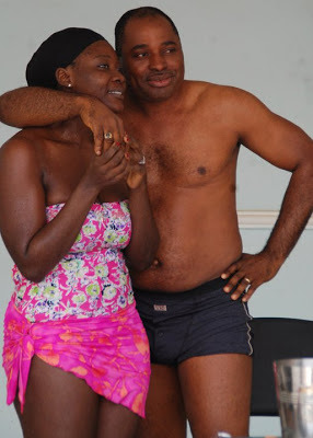 kenneth okonkwo and mercy johnson