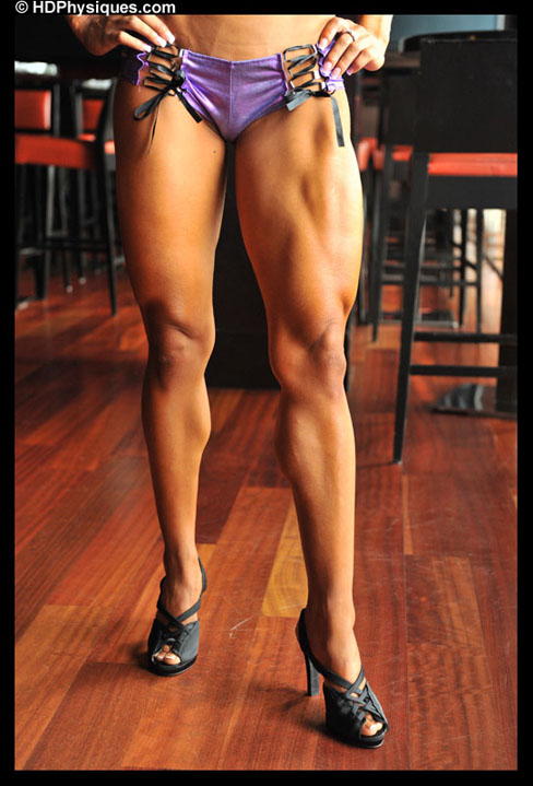 Jennifer Robinson Female Muscle Bodybuilder Blog