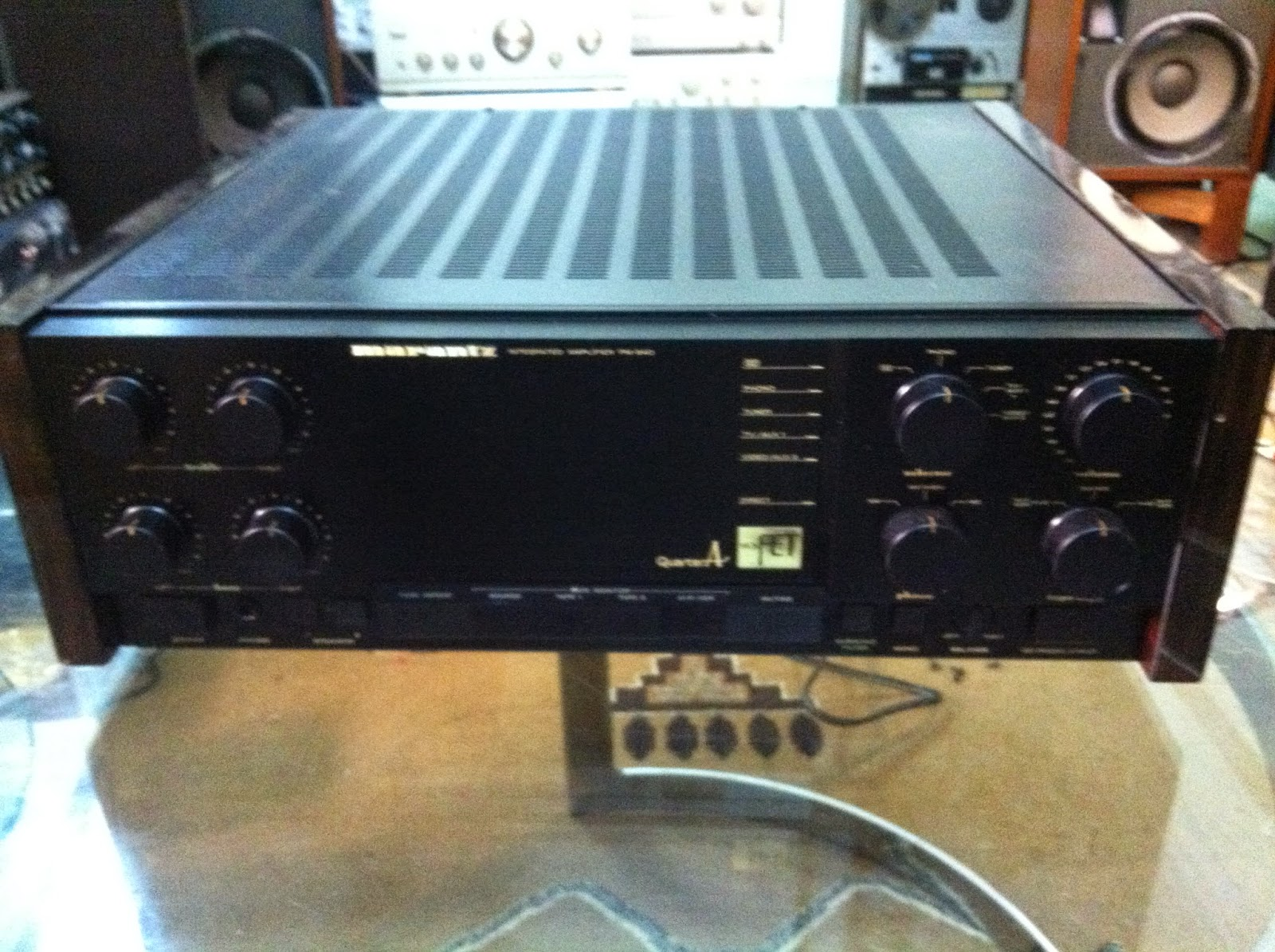 Amply Marantz PM-84D  - Made in Japan