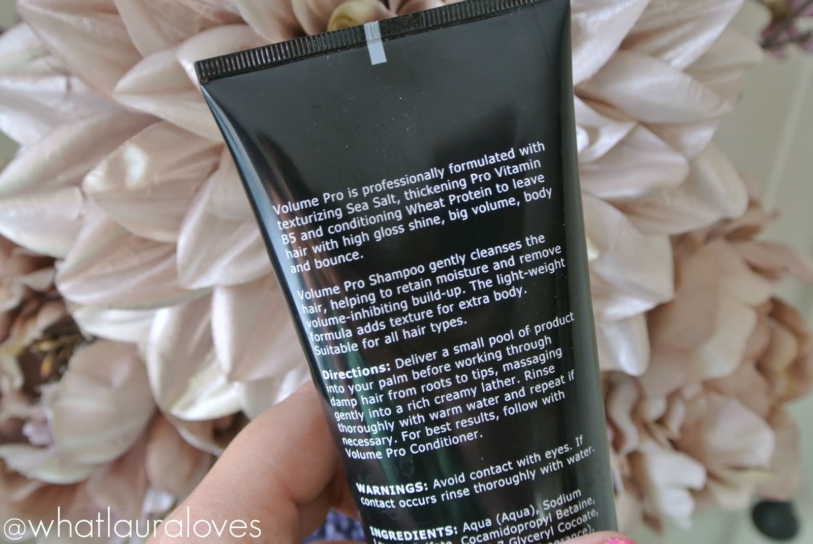 Creightons Volume Pro Shampoo and Conditioner Review