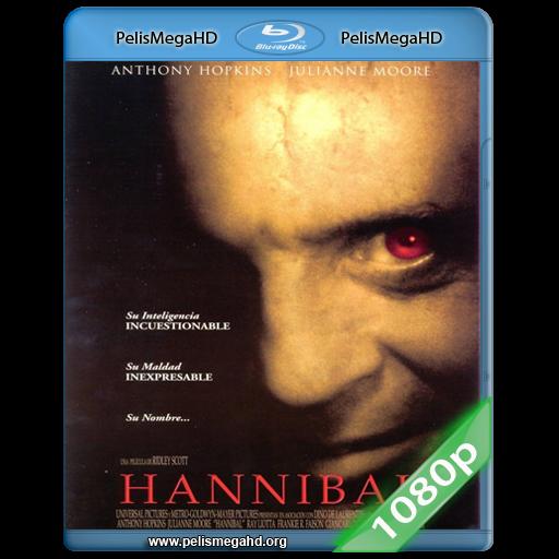 HANNIBAL (2001) FULL 1080P HD MKV ESPAÑOL LATINO