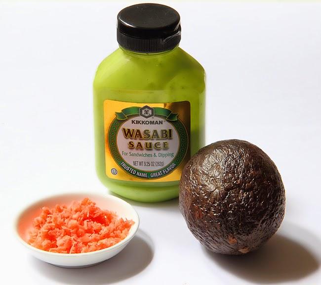 Авокадо рафаэлло