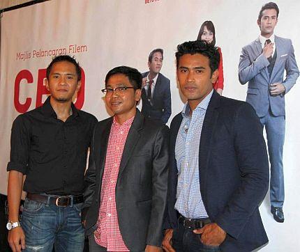 Malaysia, Hiburan, Artis Malaysia, Selebriti, Filem, Movie, CEO, Terbitan, Syarikat, Abdul Razak Baginda, Tiada, Kaitan, Politik