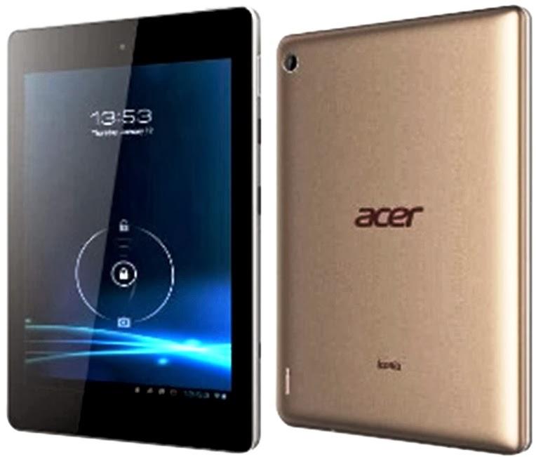 Acer Iconia A1 811 Komputer Tablet Quad Core Dengan