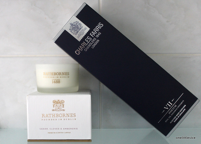onelittlevice beauty blog: luxurious home fragrances