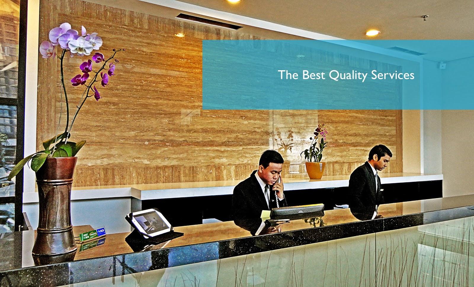 Fasilitas Kamar Di Hotel Murah Surabaya Ini Cukup Lengkap Seperti Yang Bertarif Mahal Lainya AC LCD TV Private Bathroom Include Hot Water