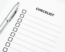 Monthly Checklist For Medreps To Check Own Performance