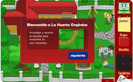 Juego de la Huerta Orgánica, muy entretenido!!!